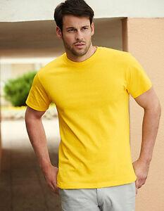 camiseta-hombre-Cuello-redondo-Fruit-of-the-Loom-Manga-corta-8-195-g-m