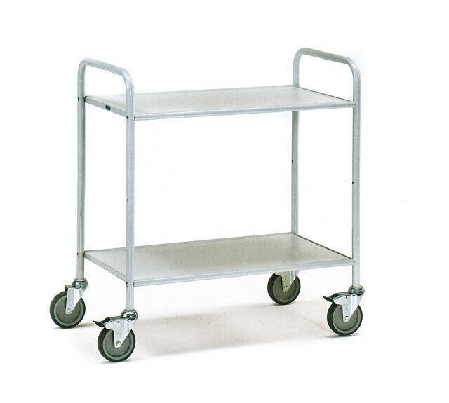 Fetra Bürowagen Ladefläche L x B 800 x 500 mm 150 kg