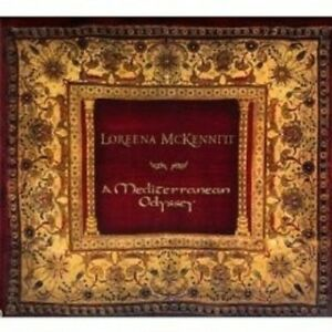 LOREENA-MCKENNITT-034-A-MEDITERRANEAN-ODYSEE-034-2-CD-21-TRACKS-NEU