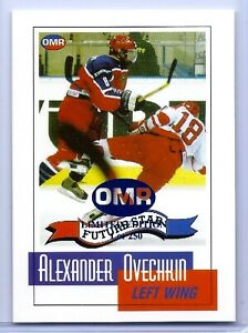 ALEX-OVECHKIN-2004-034-1ST-EVER-PRINTED-034-LIMITED-EDITION-034-1-OF-250-034-ROOKIE-CARD