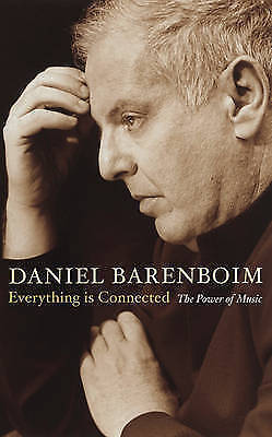 (Very Good)-Everything Is Connected: The Power Of Music (Hardcover)-Barenboim, D