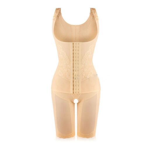 POST SURGERY FULL BODY SHAPER SLIMMING FAJAS REDUCTORAS COLOMBIANAS SHAPEWEAR HS