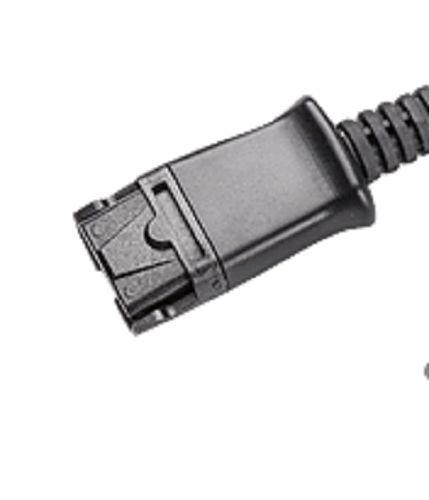 U10 QD cables 26716-01 for Plantronics M22 M12 M10 replacement cords Qty 4