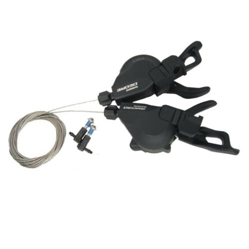 Shimano Deore SL M610 I Spec Trigger Rapidfire Shifters Left Right 2//3x10 Speed