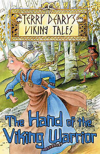 The-Hand-of-the-Viking-Warrior-Viking-Tales-by-Terry-Deary-Good-Used-Book-Pa