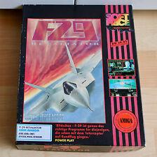 F - 29 Retaliator AMIGA/Commodore Spiel, OVP/Boxed #2