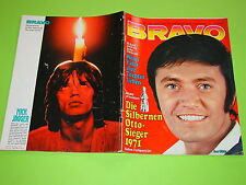 BRAVO NR. 15 von 1971 - COVER REX GILDO / STARSCHNITT TARZAN RON ELY Teil 3