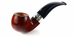 Pfeife pipes pipe Savinelli Fuoco 642 radica lucida scura e vera made in italy