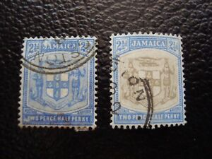 Jamaika - Briefmarke Yvert/Tellier Nr. 44 51 gestempelt (A12)