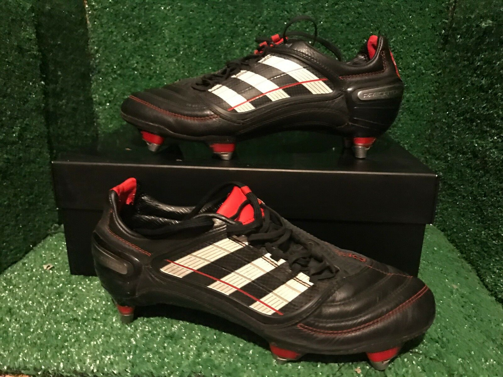 Adidas Prossoator pulse Powerswerve Football scarpe Dimensione 8,5 8 42