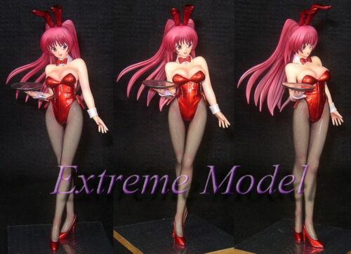 Unpainted Resin Model Kit 1//8 ToHeart 2 Tamaki Kousaka Bunny Waitress Vers