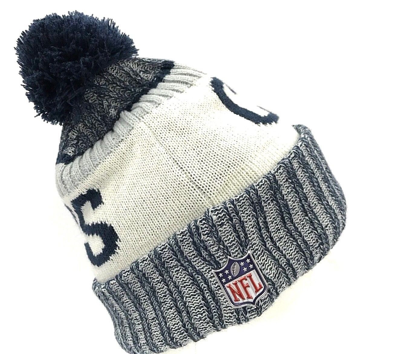 cheap for discount 628ce cc1c6 ... td knit hat 08718 6ad0d  where can i buy 2017 18 dallas cowboys field  new era nfl on field cowboys sideline