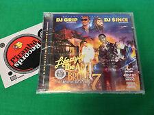 DJ Grip DJ Since Lifestyles Of The Anti Broke 7 Texas Rap 4CD Piranha Records