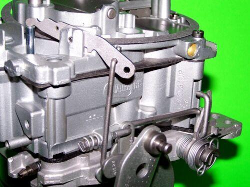 Rochester Quadrajet Carburetor Rebuild Kit  w// Brass Float /& Filter 79-85 Chevy