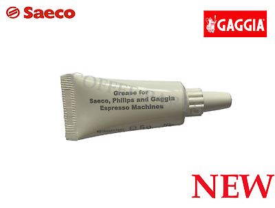 Saeco Philips Gaggia silicon grease Lubrifiant 5 g Machines à espresso 11028379