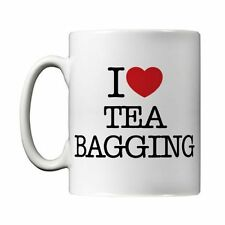 I Love Tea Bagging Mug