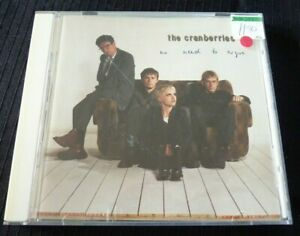 CD-Album-The-Cranberries-No-Need-to-Argue-BMG-US-Records