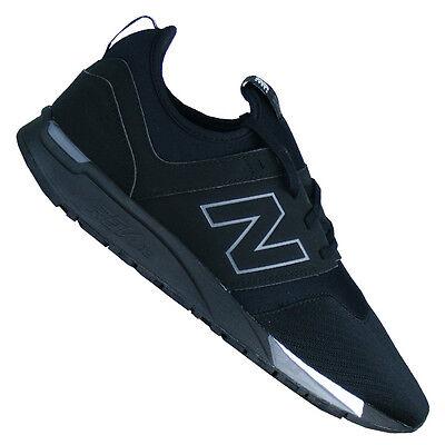 NEW BALANCE MRL 247 Br RevLite COURSE Chaussures de pour homme blanc/noir / gris