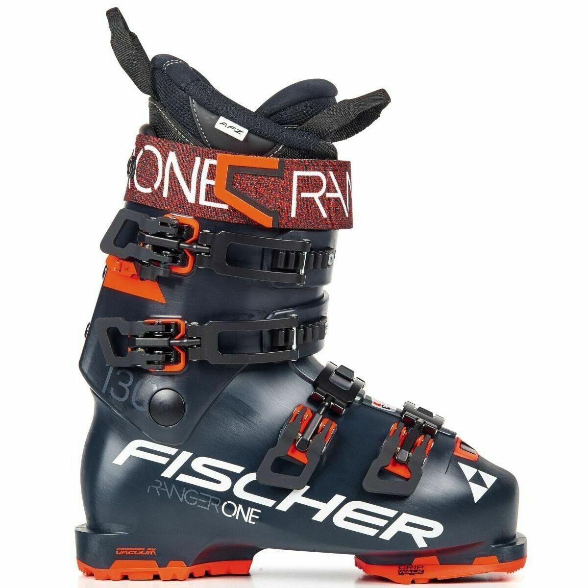 Fischer Ranger ONE 130 powerot by Vacuum Skischuh Herren