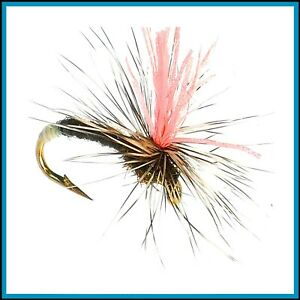 Trout Fishing Flies # 6 8 10 12 14 X 3 Sea Trout S84 By Arc Fishing Flies UK