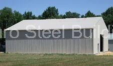 DuroBEAM Steel 40x60x12 Metal Garage Storage Building Auto Salvage Shop DiRECT