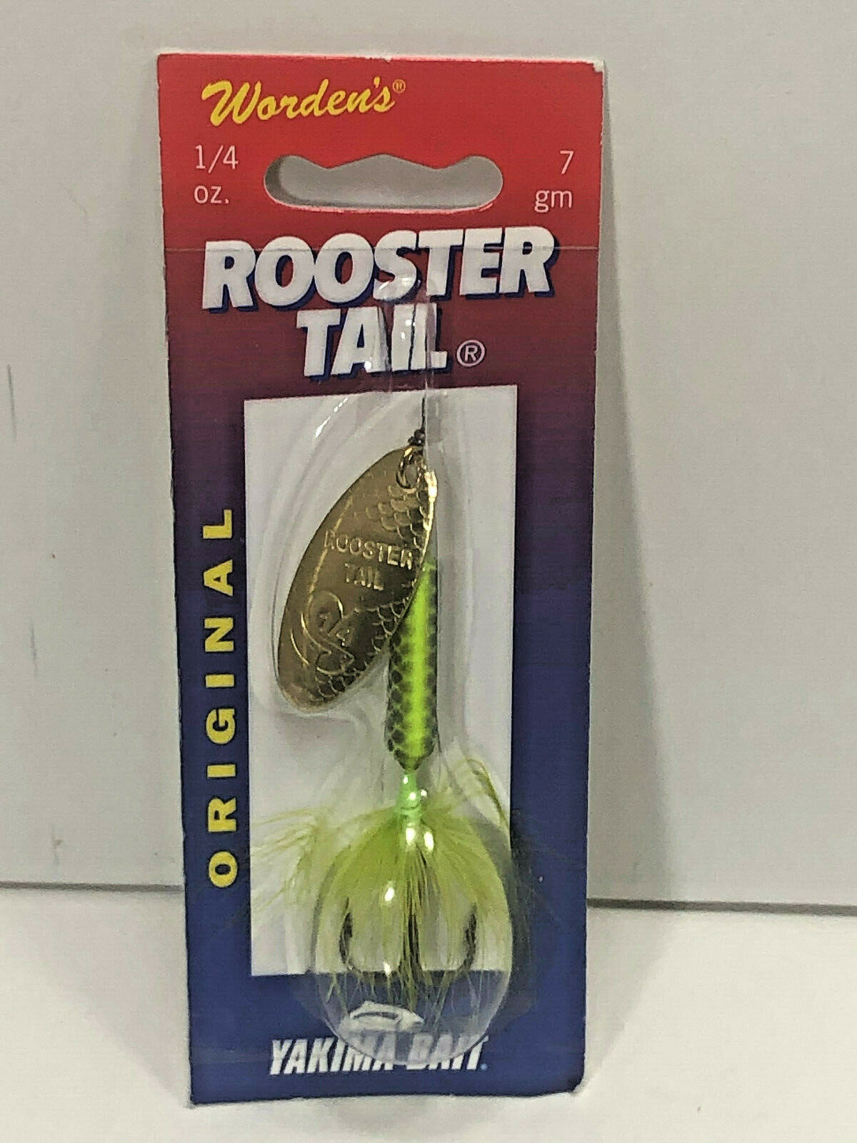Hightower Tackles New Kastmaster style Gold Rooster tail spoons 10 lures 3//8 oz
