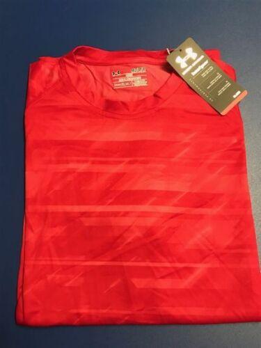 Under Armour Men/'s T Shirt UA HeatGear Tech Loose Training Gym Sport Tee