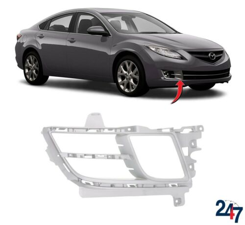 Neuf Mazda 6 2007-2010 Feu de Brouillard Pare-Chocs avant Grille Droit O//S