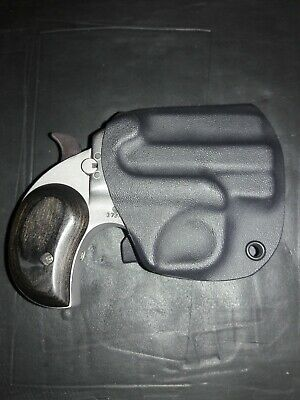 Bond Arms Back Up /& Rough Neck kydex  Holster 12 colors to choose from
