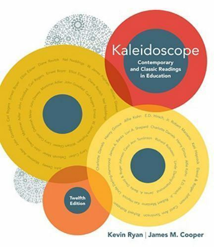 Kaleidoscope : Contemporary and Classic Readings in Education 12th Edition