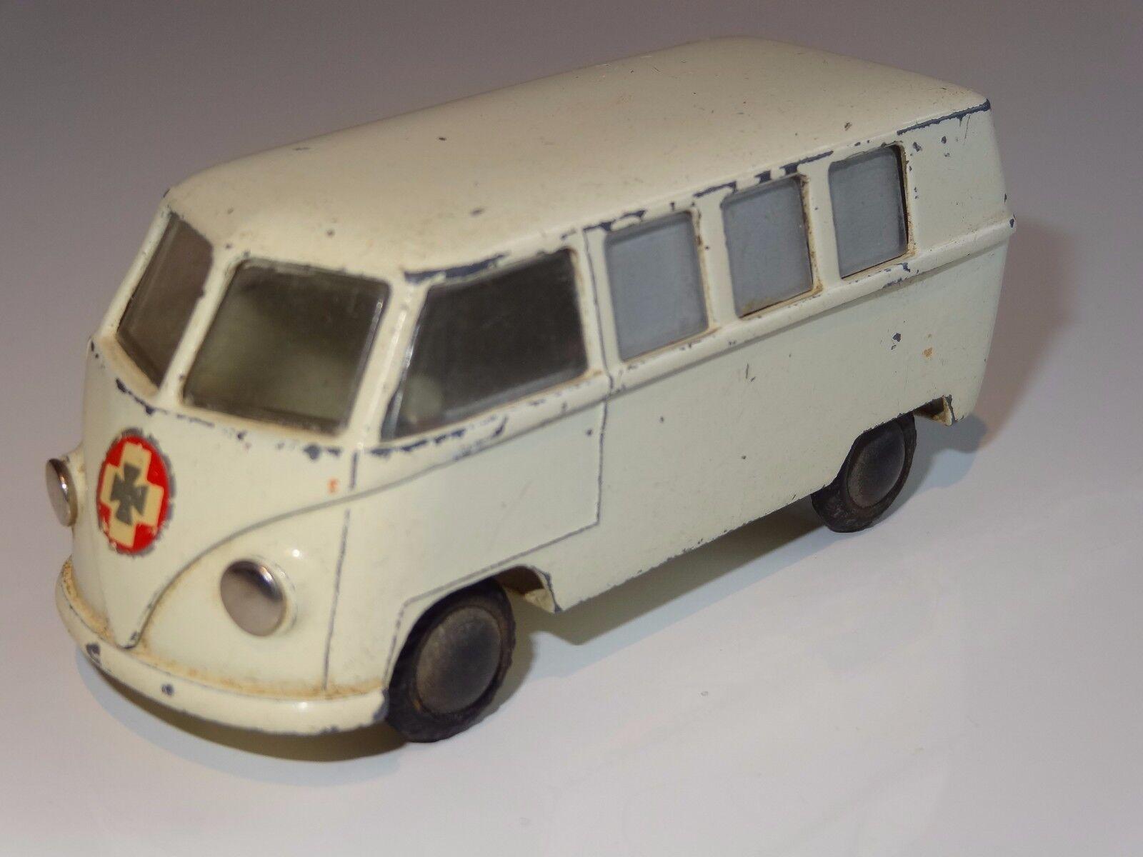 (a) Tekno Vw Volkswagen en panDimensione dividida Combi Ambulancia Tipo 1 414