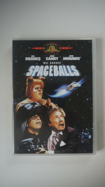 Spaceballs - Mel Brooks - DVD