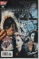THE X-FILES #9 TOPPS COMIC BOOK FOX MULDER DANA SCULLY TV SHOW SERIES MOVIE
