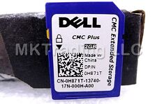 Dell M1000e CMC Plus Extended 2GB SD Card H871T