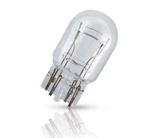 30/% LUZ COCHE MOTO 3 BOMBILLAS PHILIPS VISION W21//5W W3x16d LAMPARAS 12V 21//5W