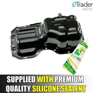 For-Mazda-2-2007-2015-1-3-amp-1-5-16v-Steel-Engine-Oil-Sump-Pan-amp-Silicone-Sealent