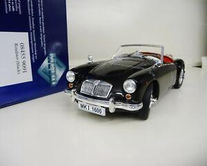 1-18-Revell-MGA-MK-1-1600-Roadster-schwarz-black-Limited-1000-pieces-NEU-NEW