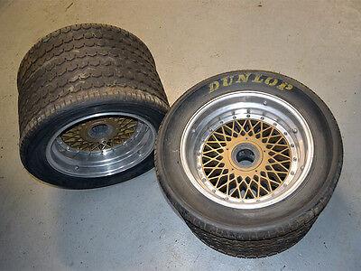 "Porsche 962 16"" Rear Wheels (Set of 2)"
