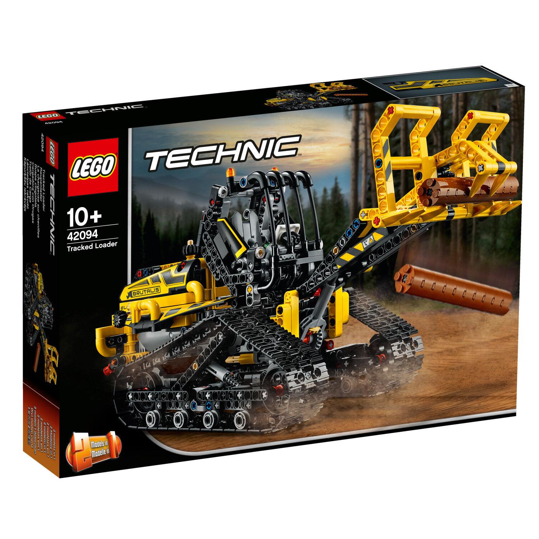 LEGO Technic Raupenlader 42094 + 42093 Chevrolet Chevrolet Chevrolet Corvette ZR1 N1 19 c36855
