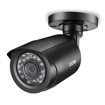 ZOSI Outdoor HD 720P TVI Video Überwachungskamera 3,6mm Linse 20M IR Nachtsicht