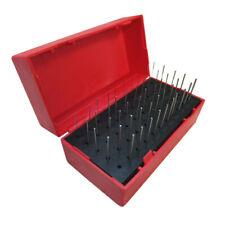 50 Pc Pin Gage Set M0011 060 Minus 0002 Tolerance Gauge Set