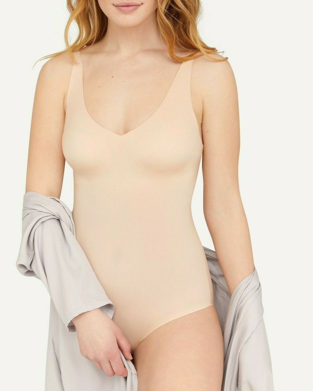 The Feather Bra Shaping Bodysuit