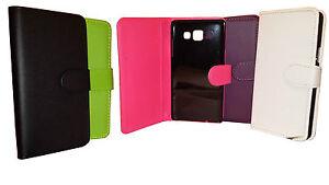 Flip-Cartera-De-Cuero-Libro-Funda-tarjeta-titular-cubrir-para-Samsung-Galaxy-A5-sm-a500f