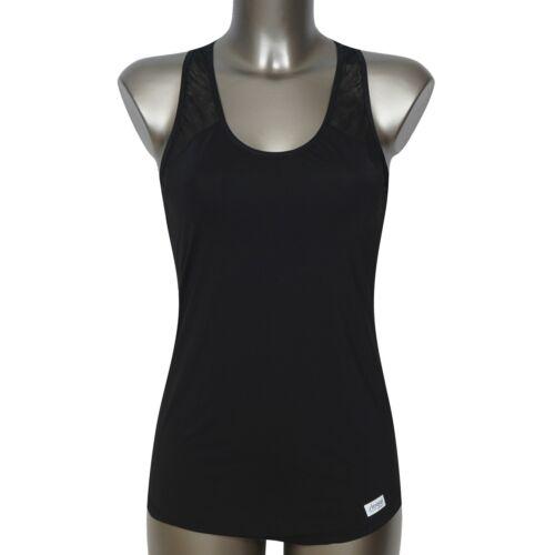 Sloggi Women Move Flex Tank Top Unterhemd 0004//04 schwarz Yoga Sport Shirt NEU