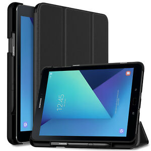 finest selection aa454 7f798 Details about Infiland Pen Holder Case For Samsung Galaxy Tab S3 9.7''  Tablet SM-T820 / T825