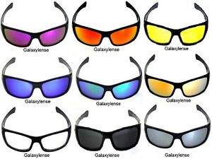 04f47284142 Image is loading Replacement-Lenses-For-Oakley-Crankcase-Sunglasses-Multi- Color-
