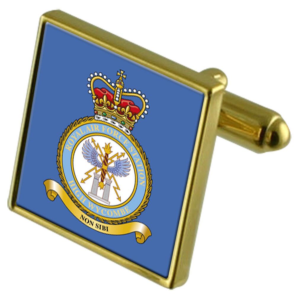 Royal Air Air Air Force Manchester Università Aria Squadron oro Gemelli d4e851
