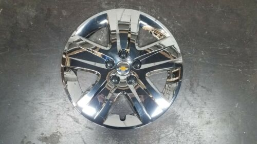 "1 Set of 4 New 2010 10 2011 11 Impala 17/"" Hubcaps Wheel Covers Chrome 3288"