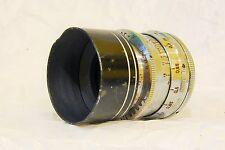 Schneider Kreuznach Xenon 25mm / 1.5, C Mount Lens, 4/3 Lumix Bolex RX ARRI 16mm