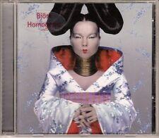 CD ALBUM BJORK *HOMOGENIC*